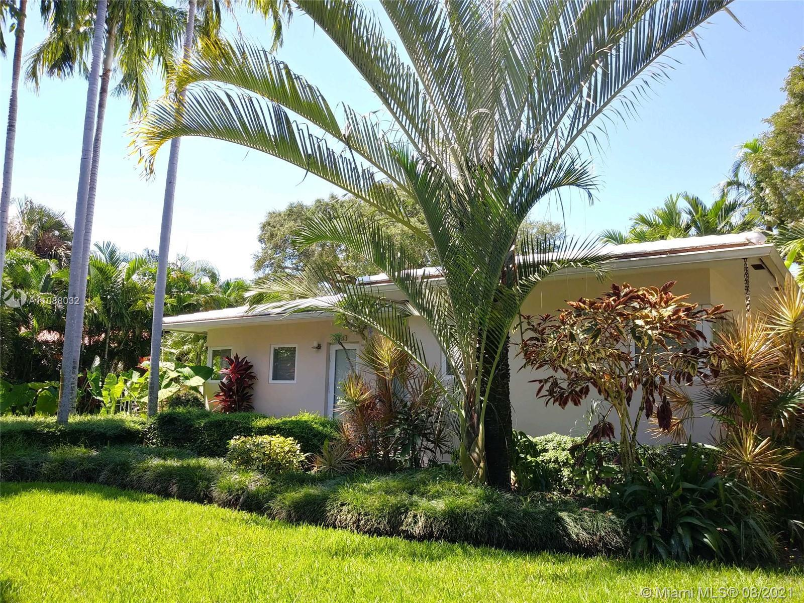 Only CASH OR CONSTRUCTION LOANS. Great opportunity to BUY in the HEART of Miami Shores...prime locat