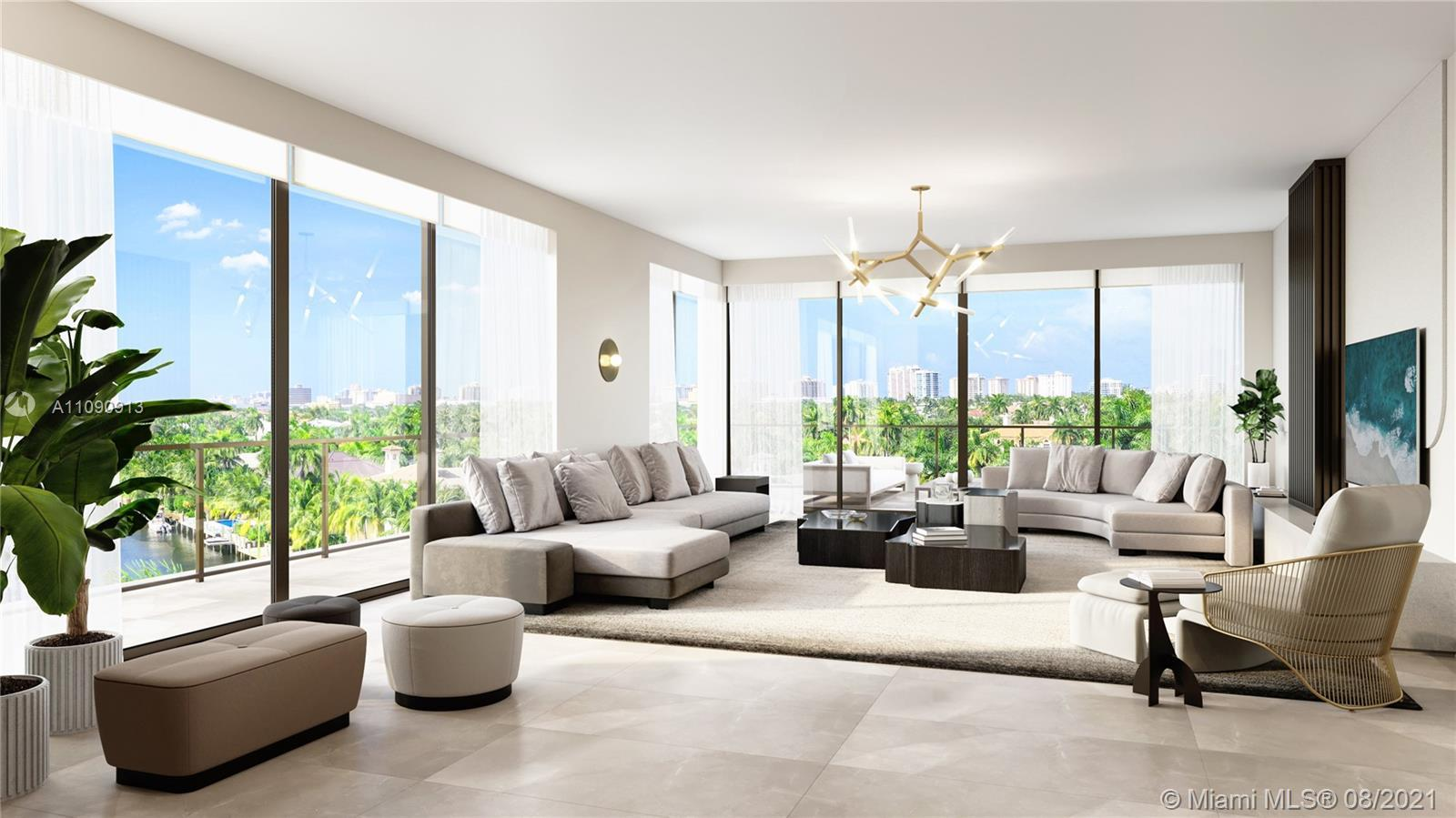 160 Marina Bay- Fort Lauderdale's most exclusive, ultra-luxurious boutique building. 5-stories & 16