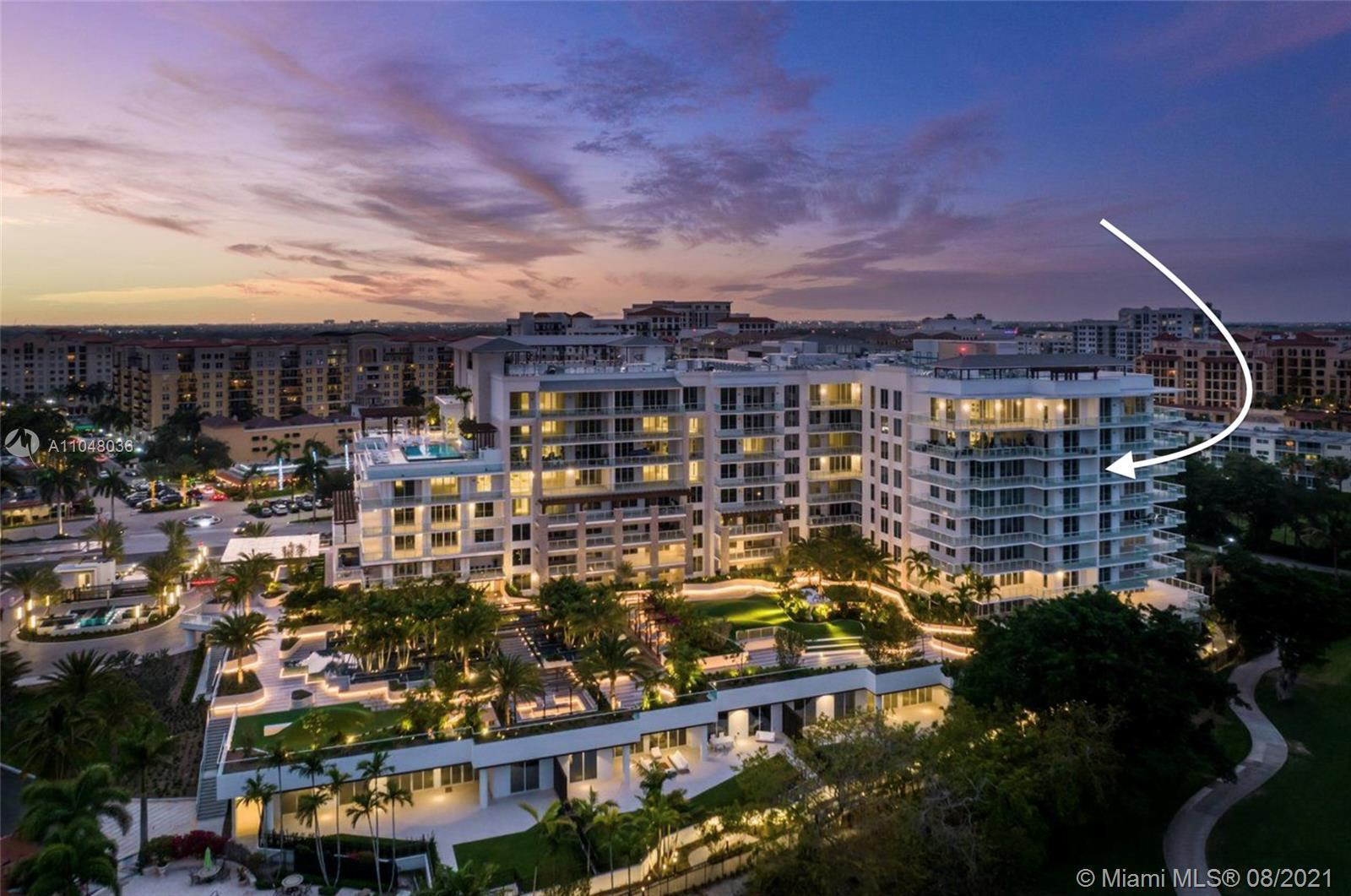"""Introducing ALINA Residence's only resale! This extraordinary SE corner """"home in the sky,"""" features"""