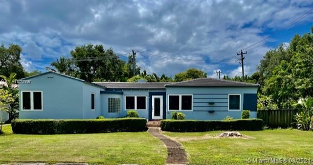 This home is centrally located in Miami Shores, within walking distance to restaurants, coffee shops