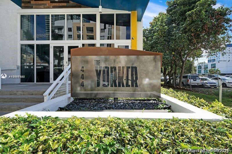 Industrial Loft with 10! ceilings, in the sought after Edgewater Neighborhood.  East of Biscayne Bou