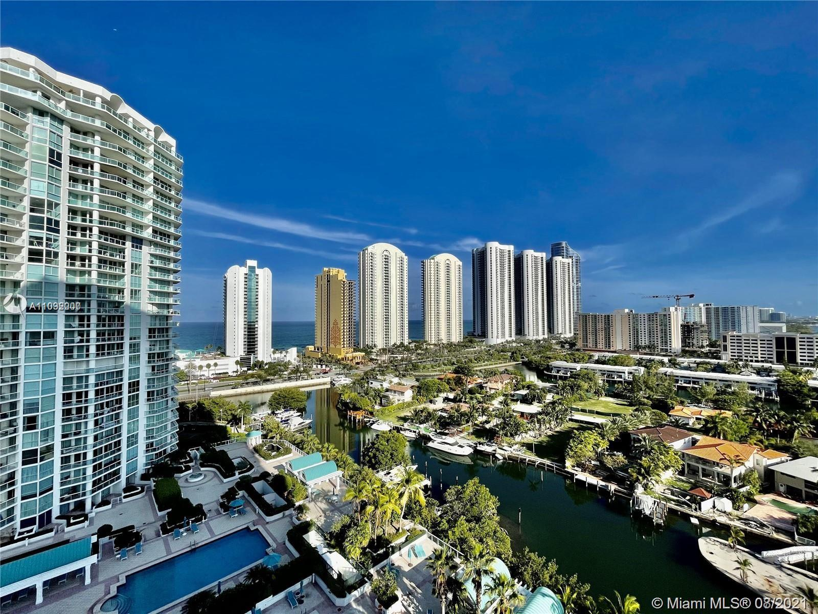 BEAUTIFUL 2BD/2BTH+ DEN. BEST DEAL AND LINE IN THE BUILDING! STUNNING VIEWS OF OCEAN, INTRACOASTAL &