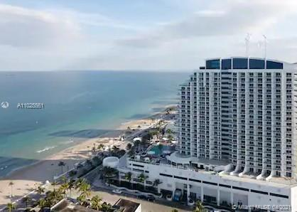This recently remodeled large and rarely available south facing unit comes fully furnished. It's a 1