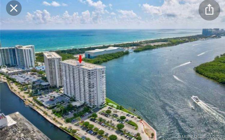 Ready to move. Centrally located in the highly desired city of Sunny Isles Beach, Breathtaking inter