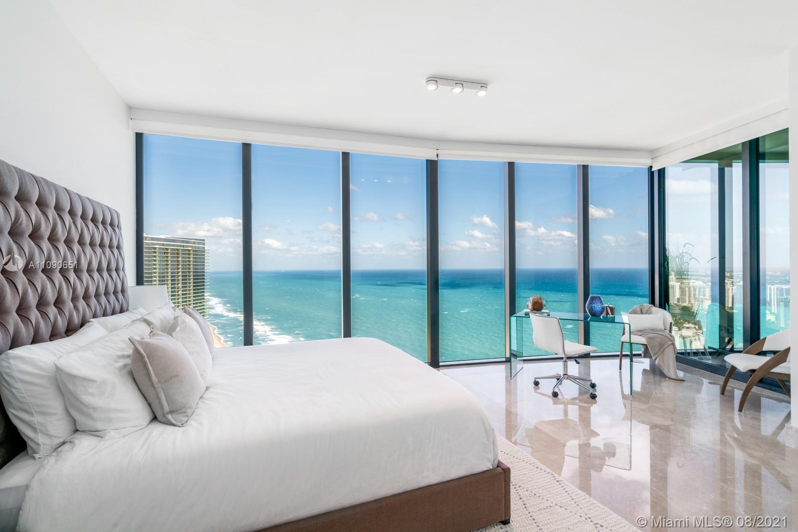 BEST UNOBSTRUCTED OCEAN VIEWS in the entire building! The only building you can drive your car into