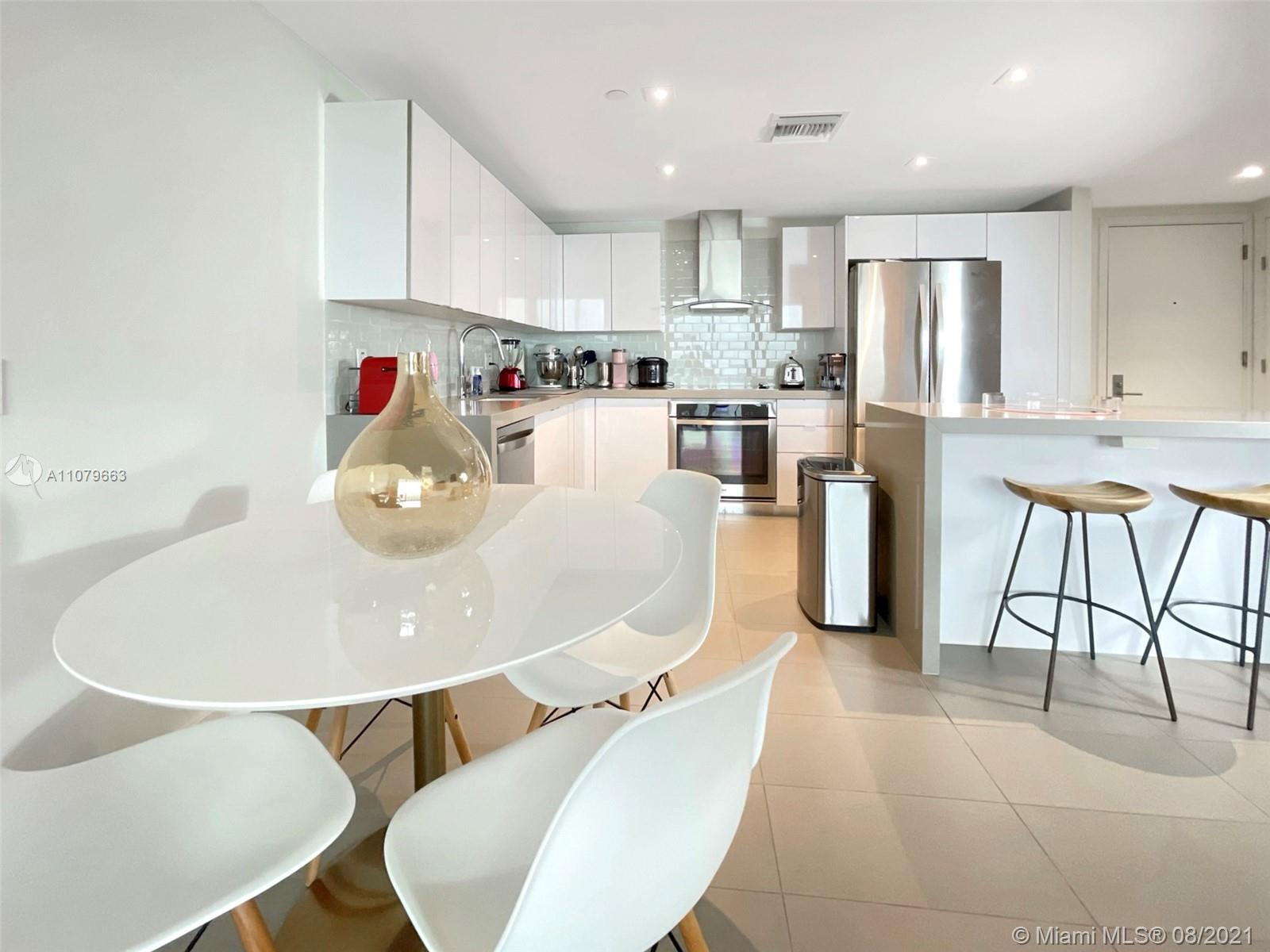 Beautiful condominium, design district area, priced to sell. Brand New Unit with Modern style, spaci
