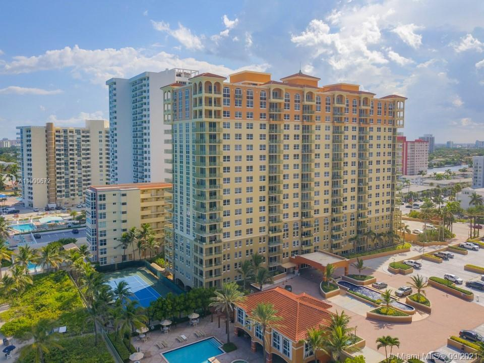 New on the market, property for sale at 2080 South Ocean Drive, Hallandale Beach, FL, USA. a beautif