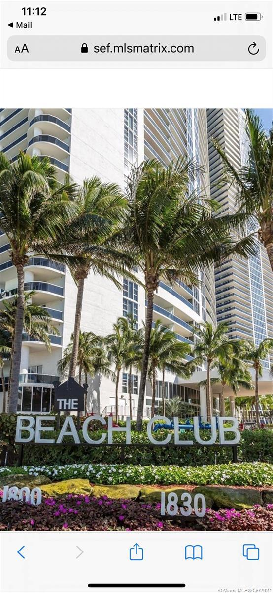 Beautiful three bedroom unit with amazing intercoastal views at the one and only Beach Club Three!