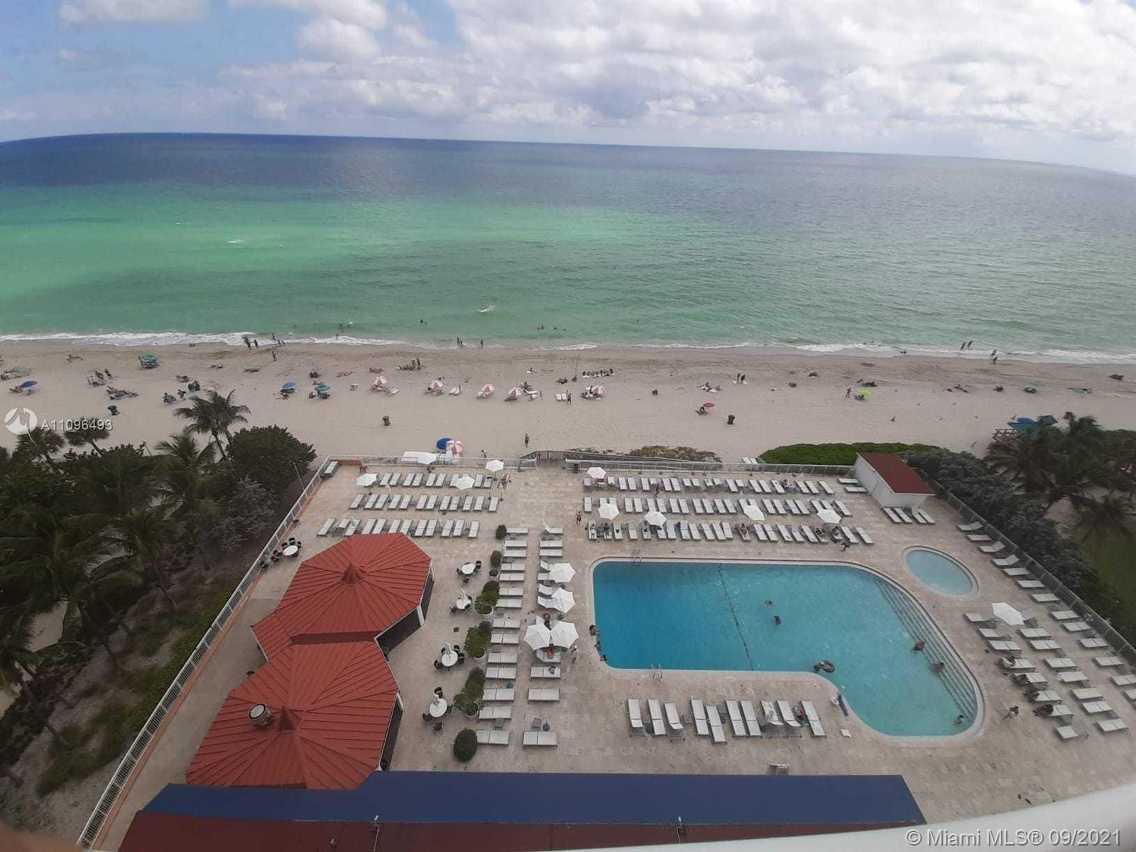 Miami Oceanfront and direct access to the beach, remodeled 10th floor oceanfront premium suite with