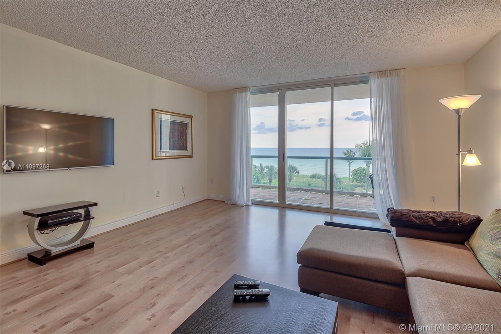 Discover a new standard of living, from this Spectacular Direct Oceanfront  2BR/2BA rarely available