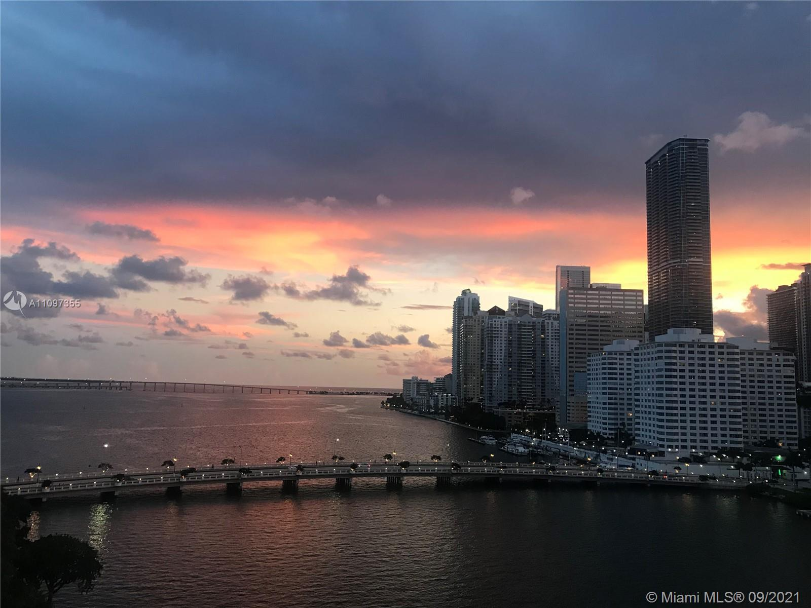 Brickell Key is modern urban oasis only steps away from the hustle and bustle of the city, this priv