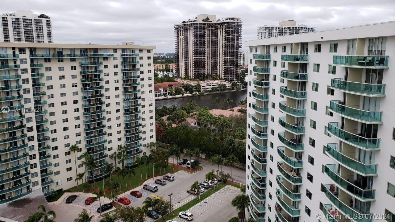 1 bedroom 1 bathroom penthouse unit for sale at the desirable Oceanview Condo in Sunny Isles Beach;