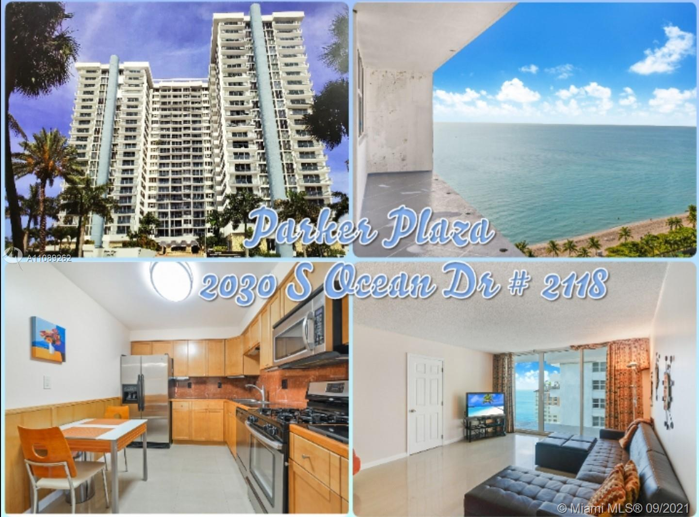 Great Opportunity, won't last . Beach front and beach service. Amazing ocean view from every apto Ro