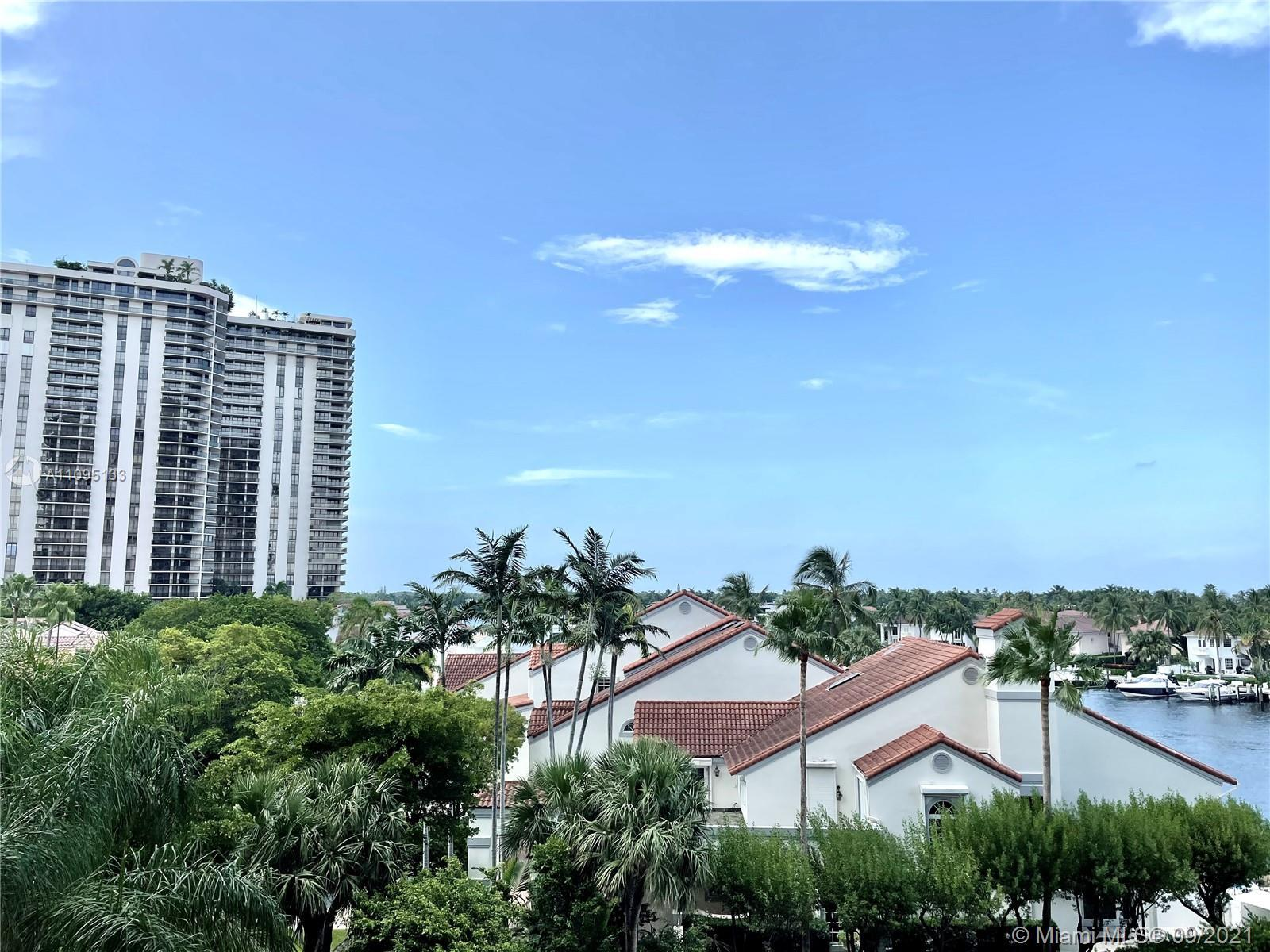Lovely, spacious and comfortable remodeled 2 Bd. 2 Bth. in Luxurious Turnberry Towers.   Low floor w