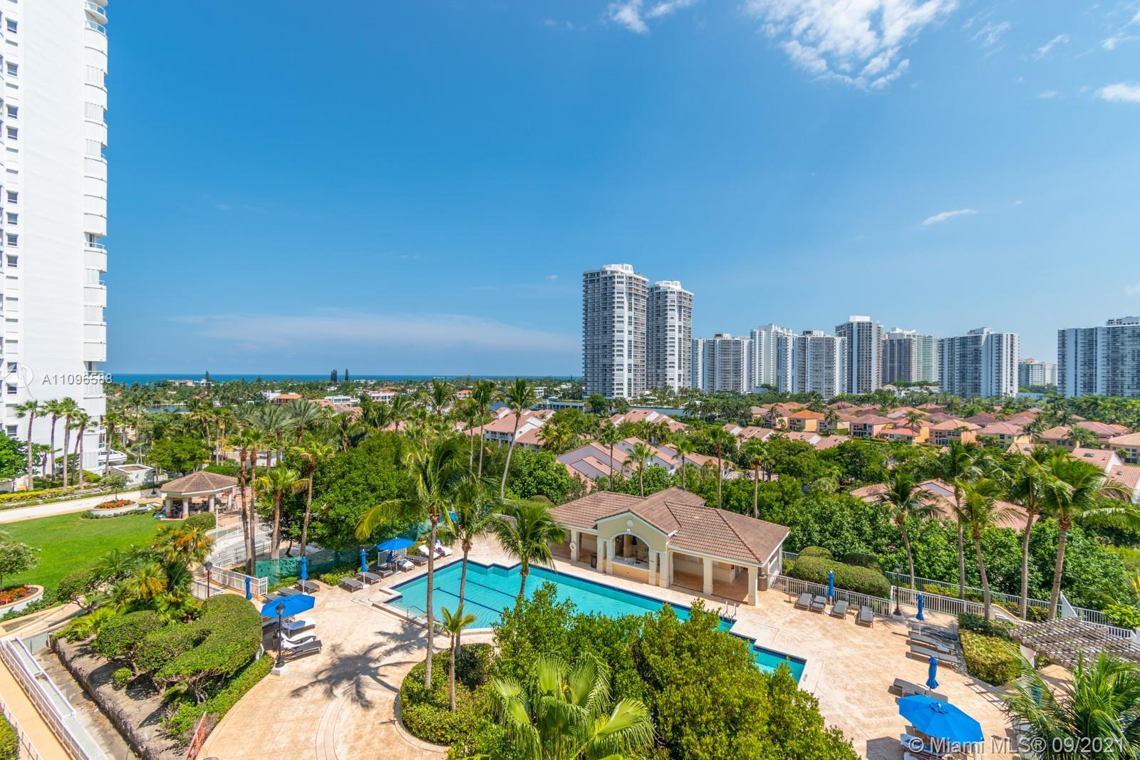 **BEST LINE IN THE BUILDING** BEAUTIFUL 3 BED 2 BATH WITH AMAZING INTRACOASTAL AND OCEAN VIEWS. MARB