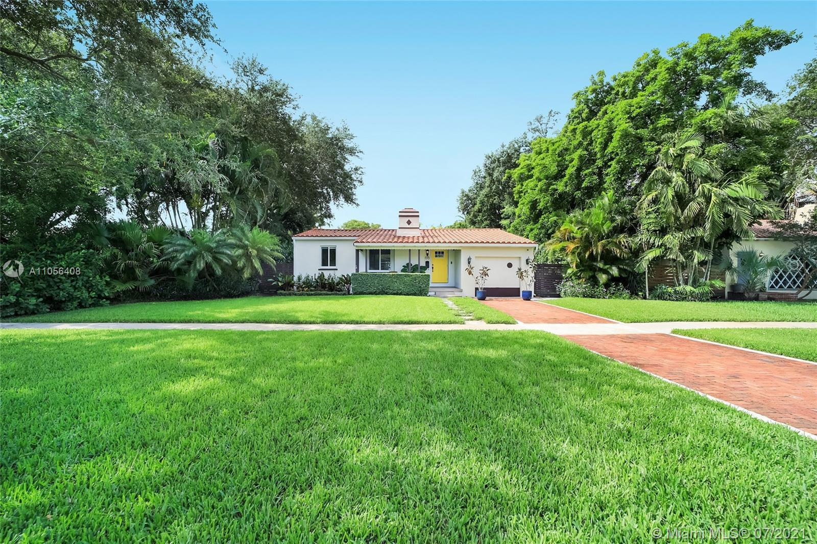 Welcome to this spectacular Deco Diamond home in the heart of Miami Shores. This impeccably maintain
