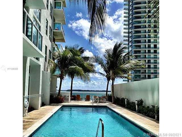 MODERN 1BED, 1BATH AT SOLARIS AT BRICKELL BAY CONDO WITH AMAZING CITY AND PARTIAL WATER VIEW! CUSTOM