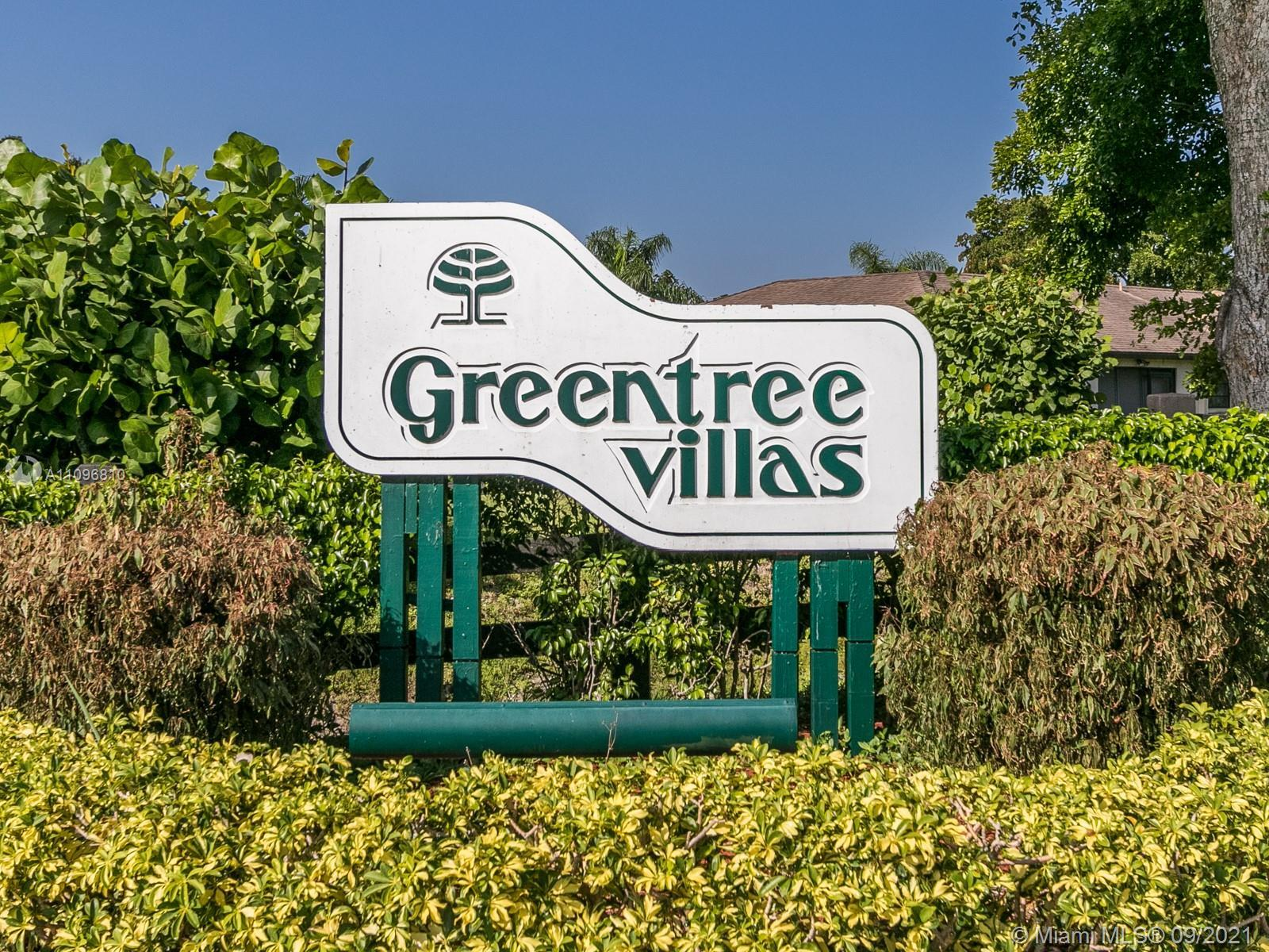 Come and view this spacious 1,400 sq ft villa in the desirable 55+ community of Greentree Villas.  T