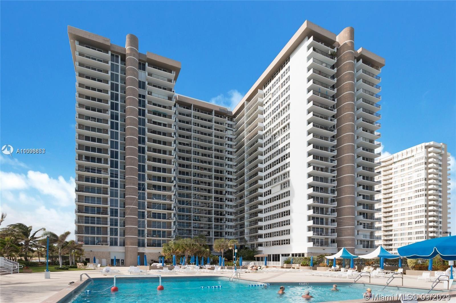 Completely renovated charming apartment for SALE! This unit features direct ocean views and ocean ac
