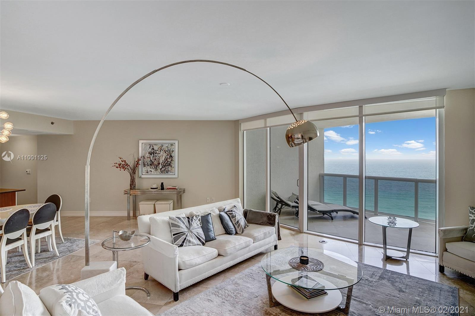Luxury Apartment at Ocean Four in Sunny Isles - Oceanfront & on beach with sunrise & sunset views fr