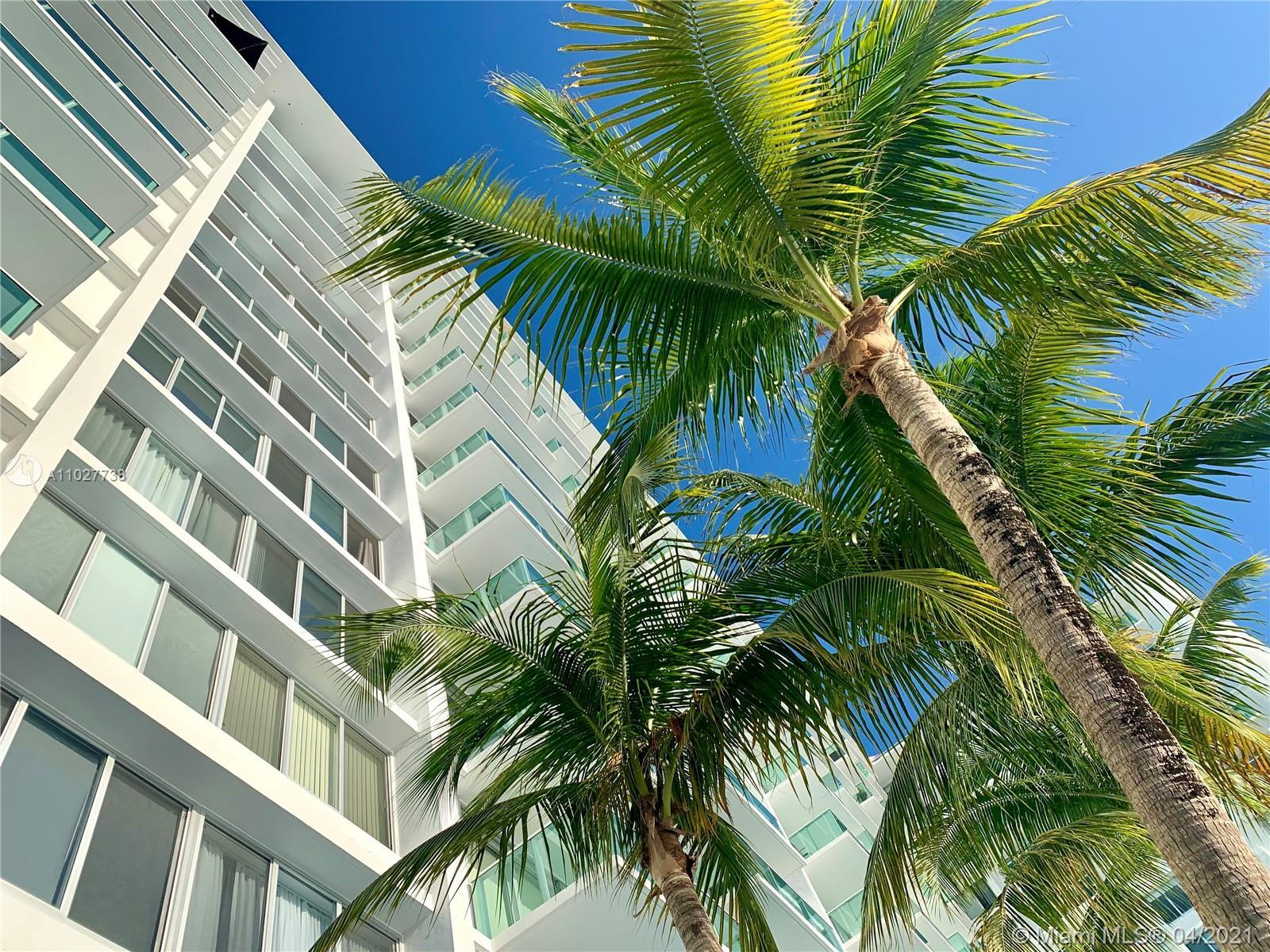 Welcome to the Mirador 1000, one of SoBe's most popular and well-established condo buildings. Unit 5