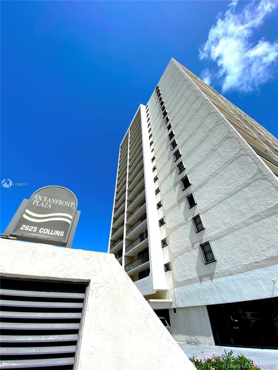 Fausto is pleased to offer 2625 Collins Ave Unit 702, Miami Beach. Imagine waking up to the sun risi