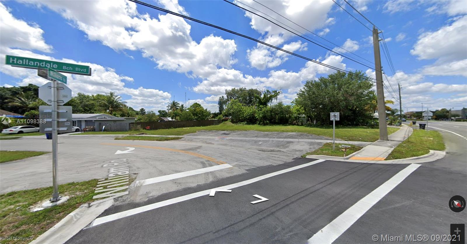 EXCELLENT VACANT COMMERCIAL LOT ON A BUSY ROAD. GREAT BUSINESS OPPORTUNITY. CORNER LOT GREAT FOR, R