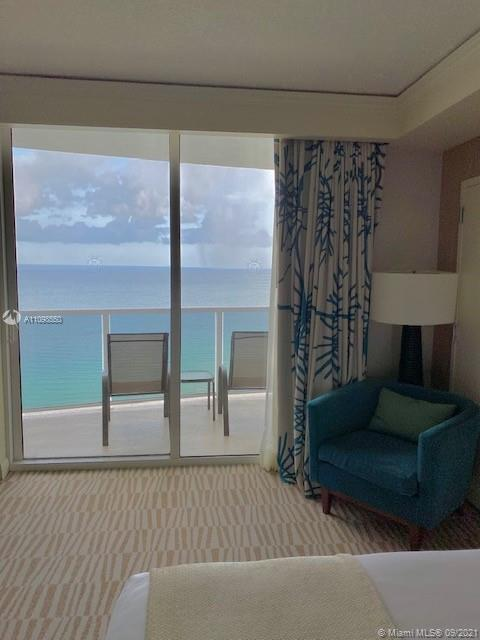 WELCOME TO PARADISE EXCLUSIVELY LOCATED AT THE LUXURIOUS TRUMP INTERNATIONAL BEACH RESORT. THIS UNIT
