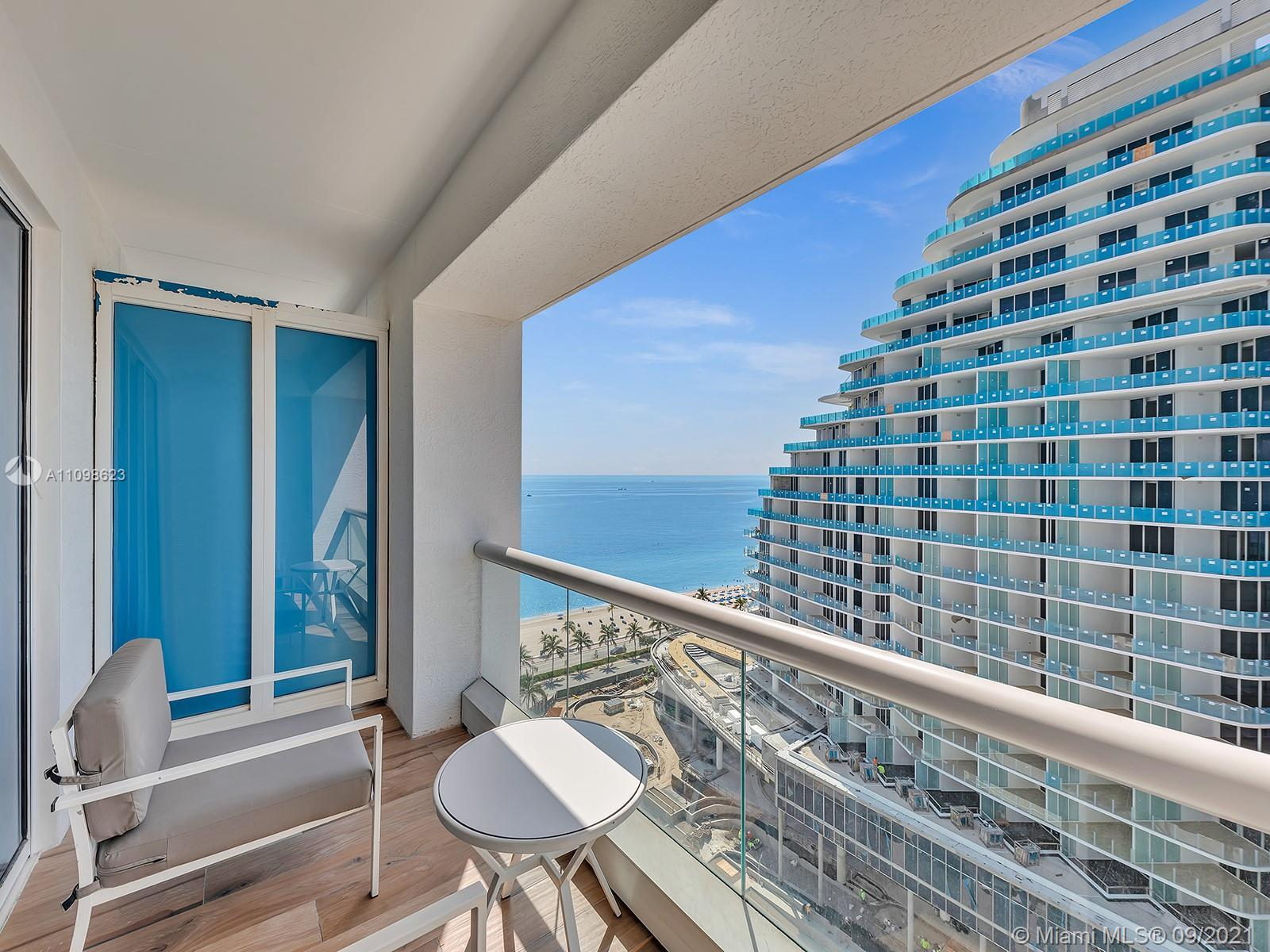 Enjoy the luxury Florida lifestyle at its finest at the 5 star Ocean Resort Residences on Fort Laude