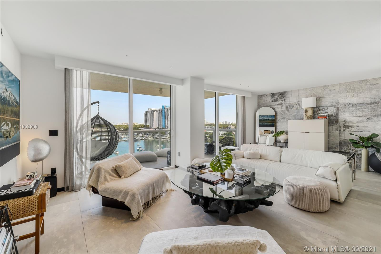 This stunning unit is located on Belle Island. Fully furnished unit includes a full suite of modern