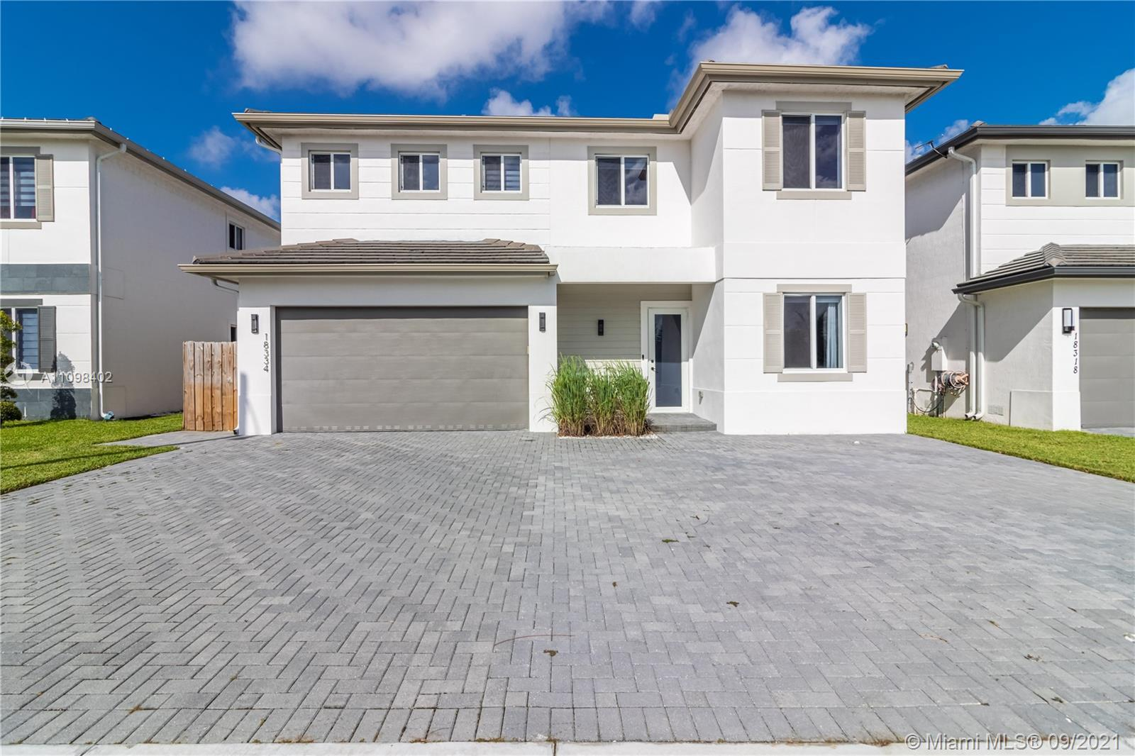 Newley constructed 2 story home with plenty to offer. This home will not disappoint, featuring 5 bed