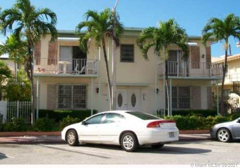Income producing one bedroom unit available for sale steps from beautiful Miami Beach!  This updated