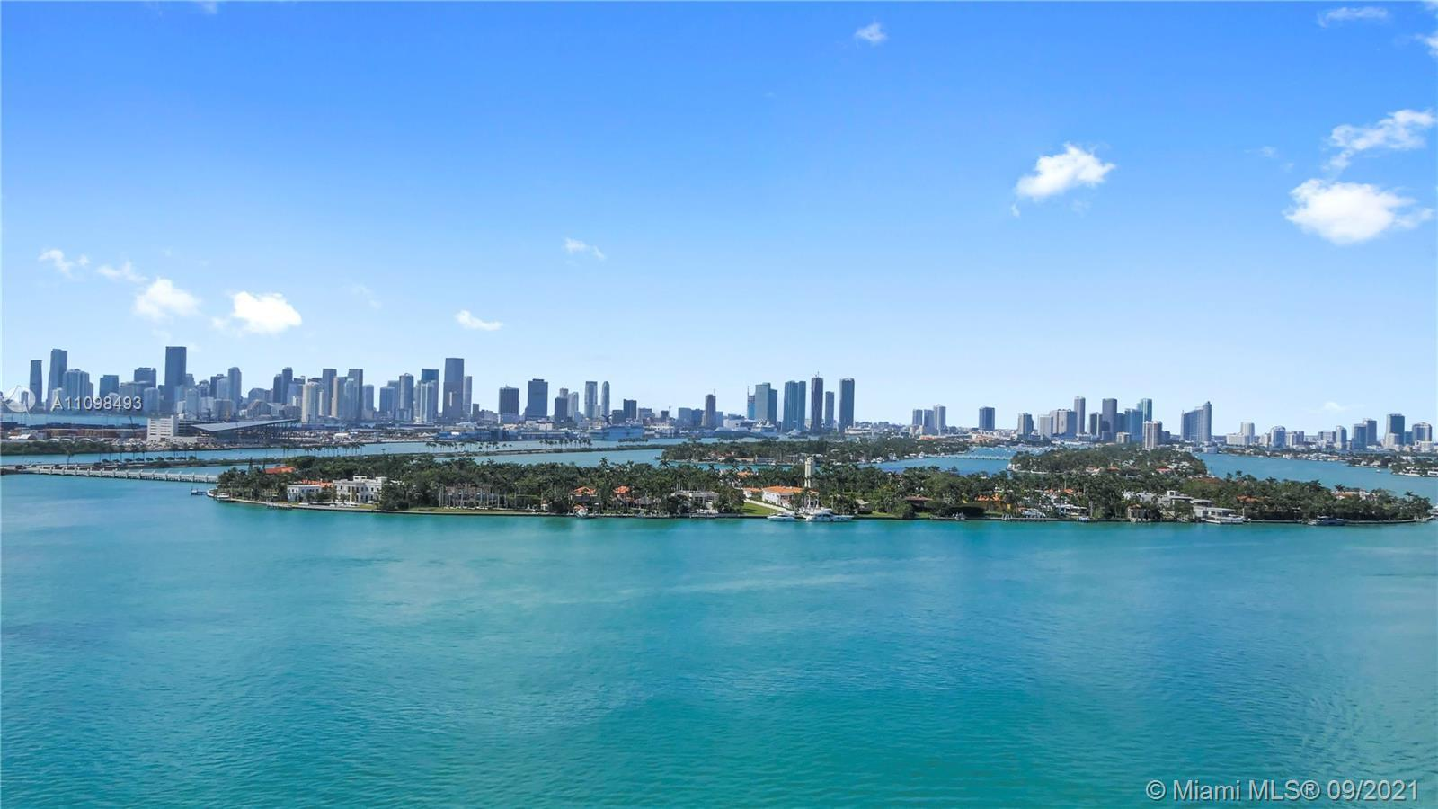 Large and bright one bedroom at the Bentley Bay. Direct unobstructed bay and city views from every r