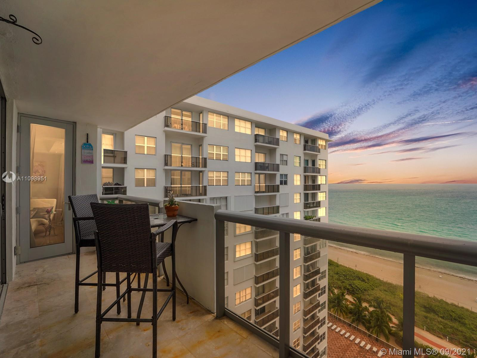 DIRECT Ocean view from this north east unit. BREATH talking sunrise 2 /2 Completely REDONE 2016/ / (