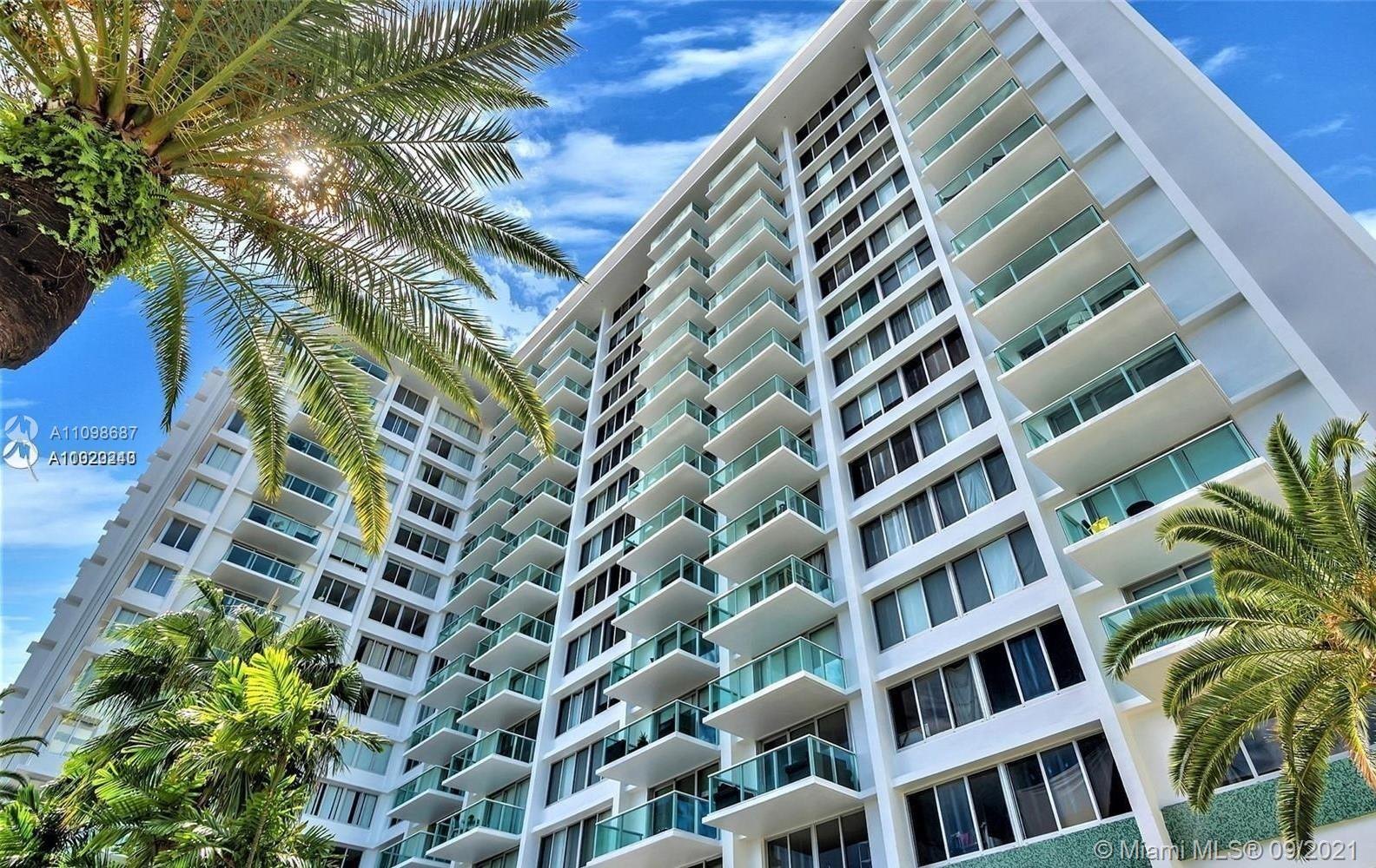 FULLY RENOVATED! 1BR and 1BA  with a Modern and Sophisticated Design in the Heart of South Beach. Dy