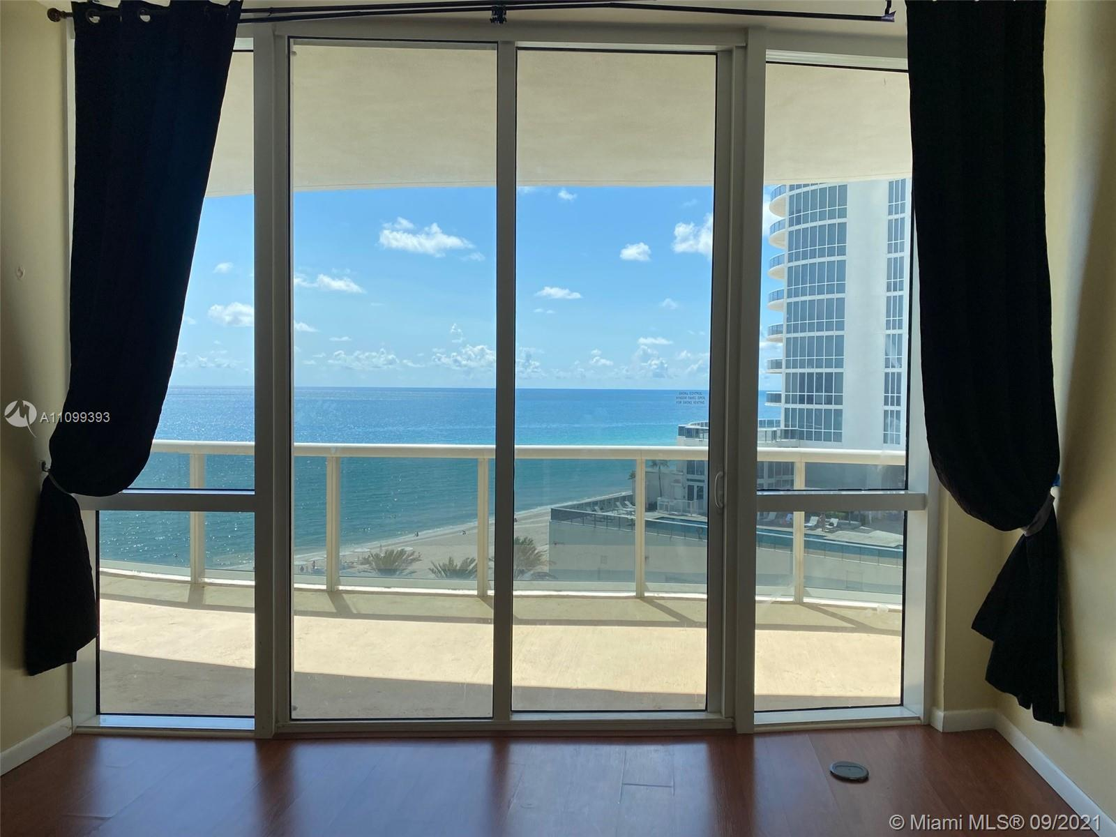 Spacious 2 bedroom plus den apartment with direct ocean view. Luxury service with amazing amenities.