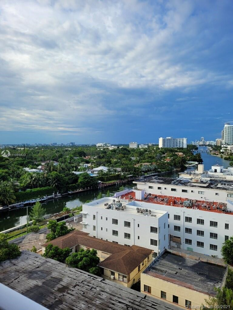 This unit is all about super stunning views of the magic city, ocean, Indian Creek Canal, the bay!!!