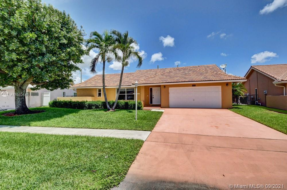 Beautiful 4 bedroom home with a pool in the desirable community of Sun Valley, ready to be lived! Th
