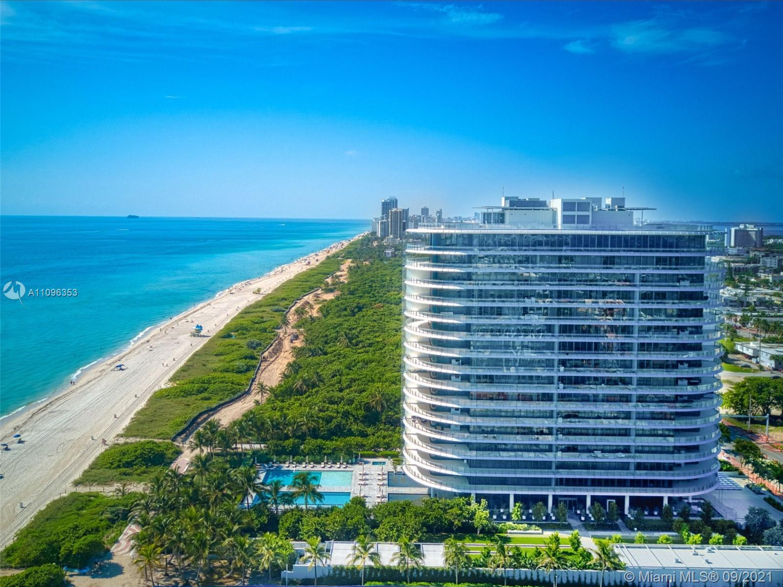 Dip your toes in the sand at 87 PARK, a boutique condo with just under 70 units and relaxing beachfr