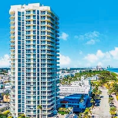 Beautiful condo with breathtaking views of Miami Beach, the Downtown Miami skyline, and of the Atlan