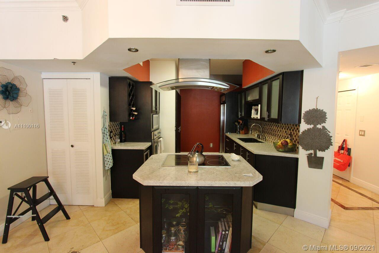A Must See! Elegant and fully renovated. This 2 bed/2 bath has Porcelain floors, granite counter top