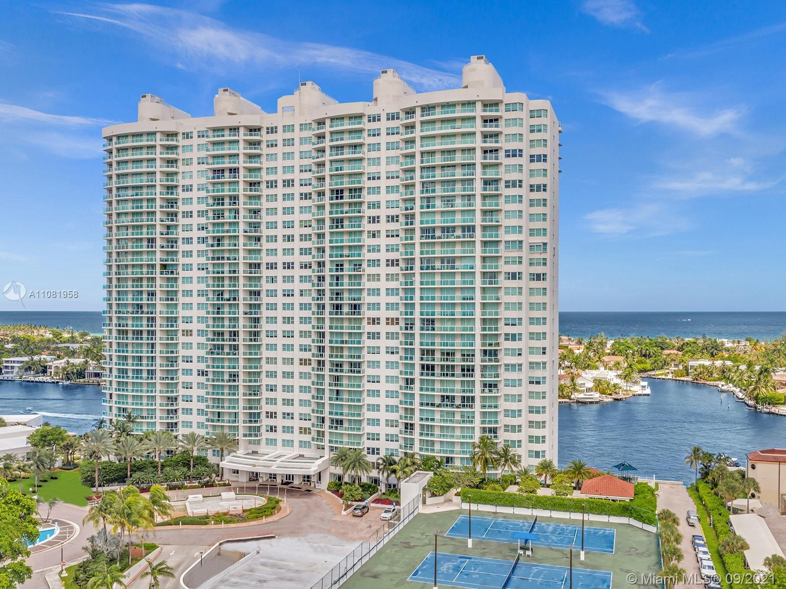 Take your private elevator up to this spacious condo where you will be greeted by breathtaking views
