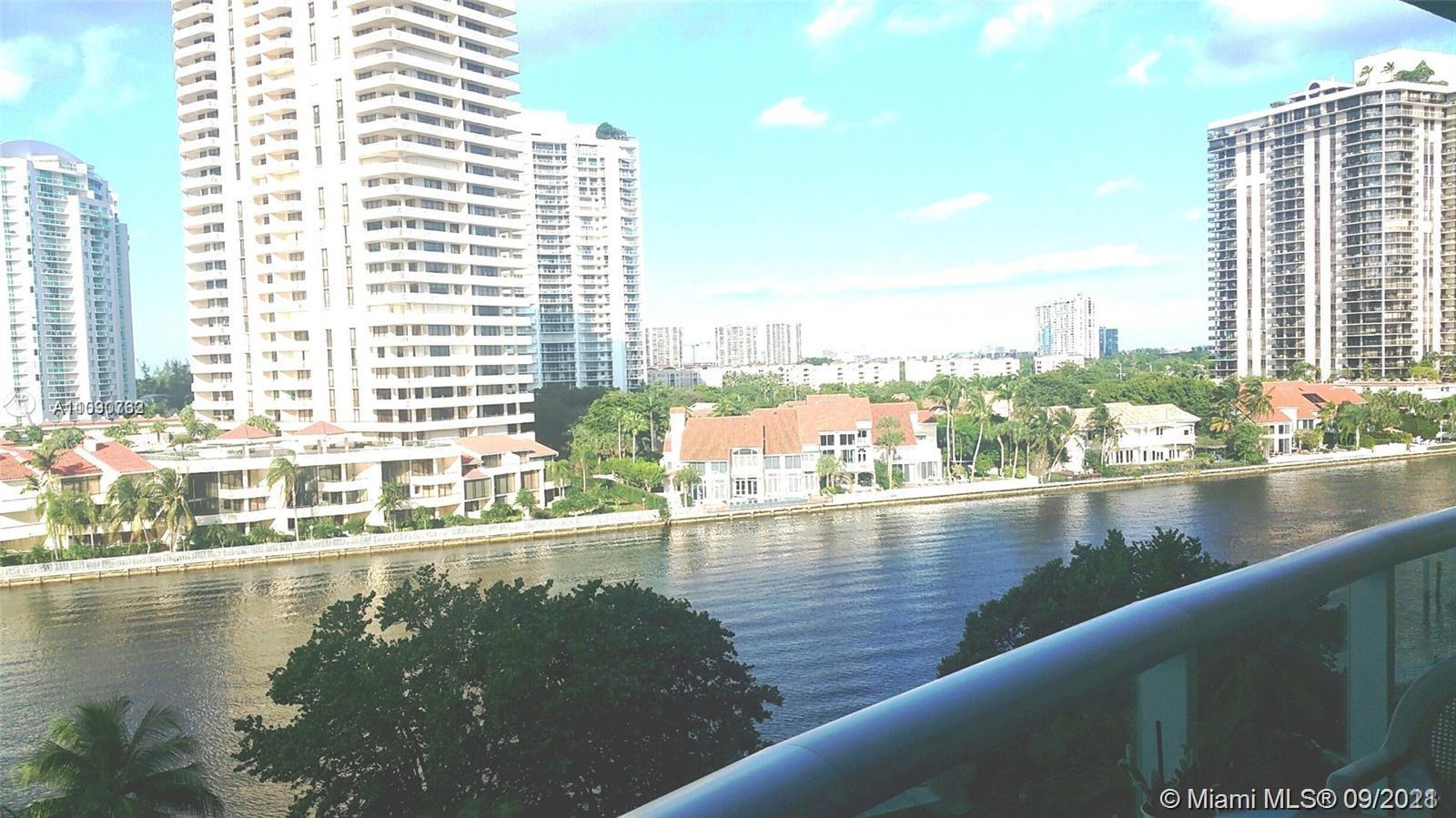 TWO BEDROOMS PLUS DEN AND TWO BATHROOMS. FULLY REMODELED  WITH BEAUTIFUL INTRACOASTAL VIEW!!! IN THE