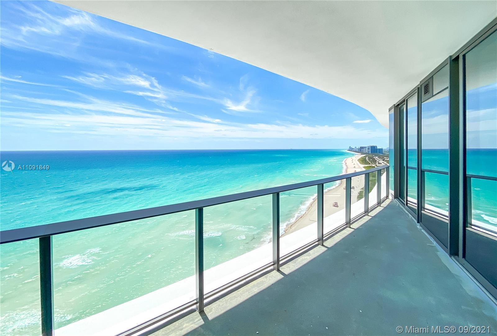 Magnificent luxury residence in the Ritz Carlton in Sunny Isles! Breathtaking ocean and city views,