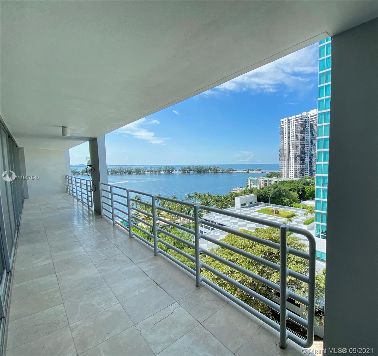 This great opportunity at the exclusive Atlantis on Brickell is the 2bed/2bath layout closest to the
