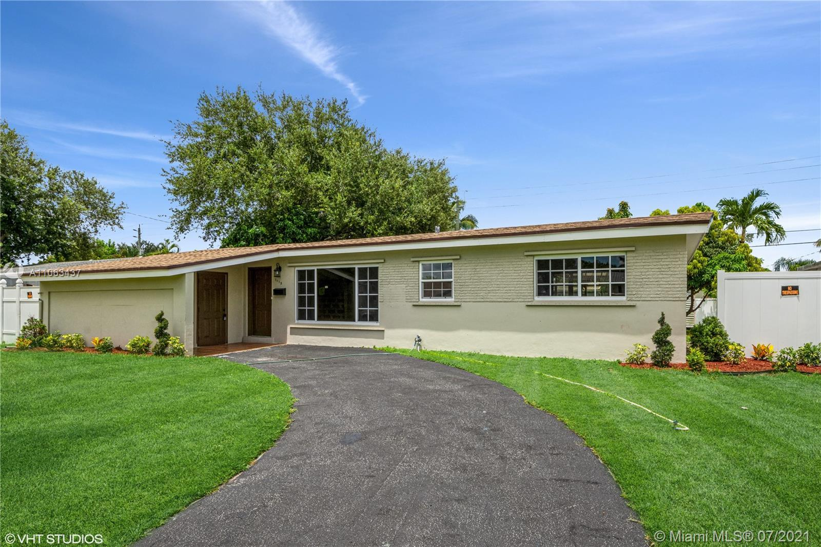 Spacious and renovated 4 bedroom 3 bath home with an in law-quarters, offers a new roof, new kitchen