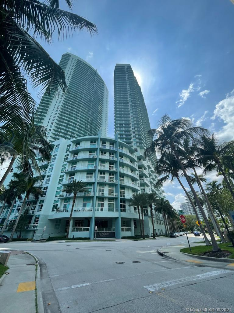Luxury Condo 1 bed 1 bath on Quantum on The Bay across the street from Margaret Pace Park, Open layo