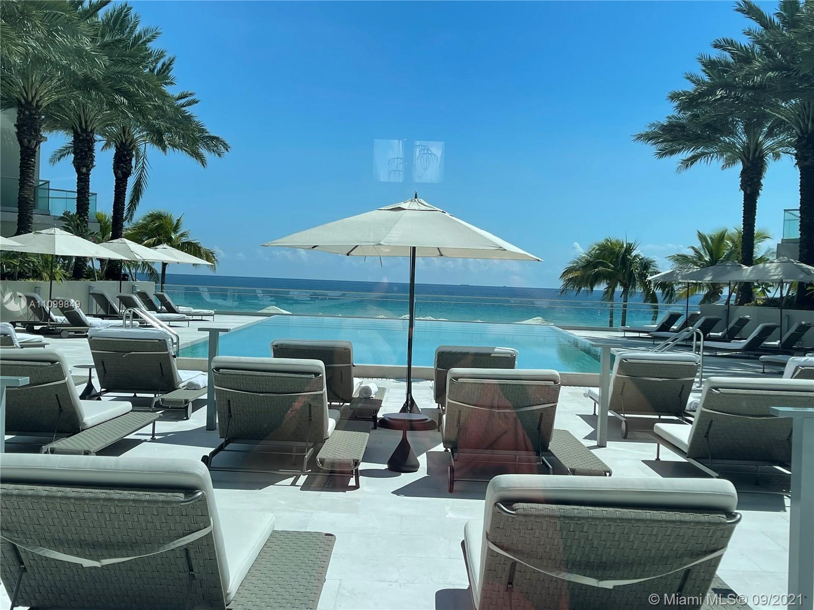 Don't miss this opportunity to live in the most prestigious building on the ocean in Sunny Isles. Of