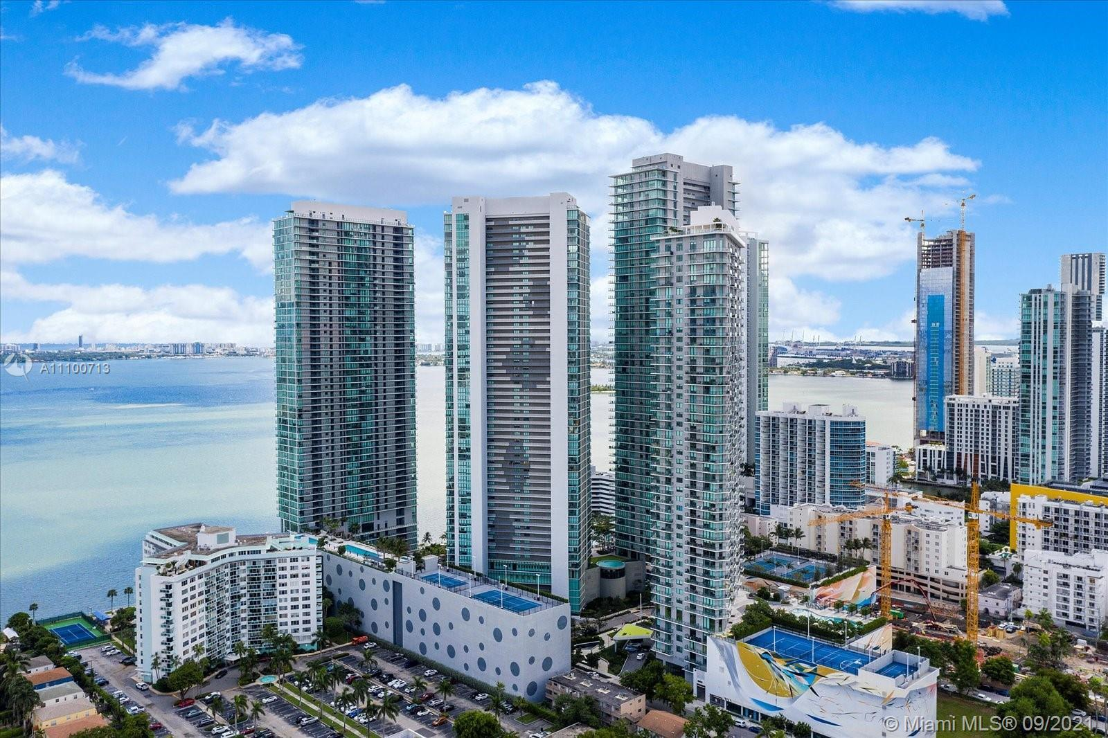 Fall in love with this Amazing 2 bed 2 bath unit designer finished condo with spectacular views at t