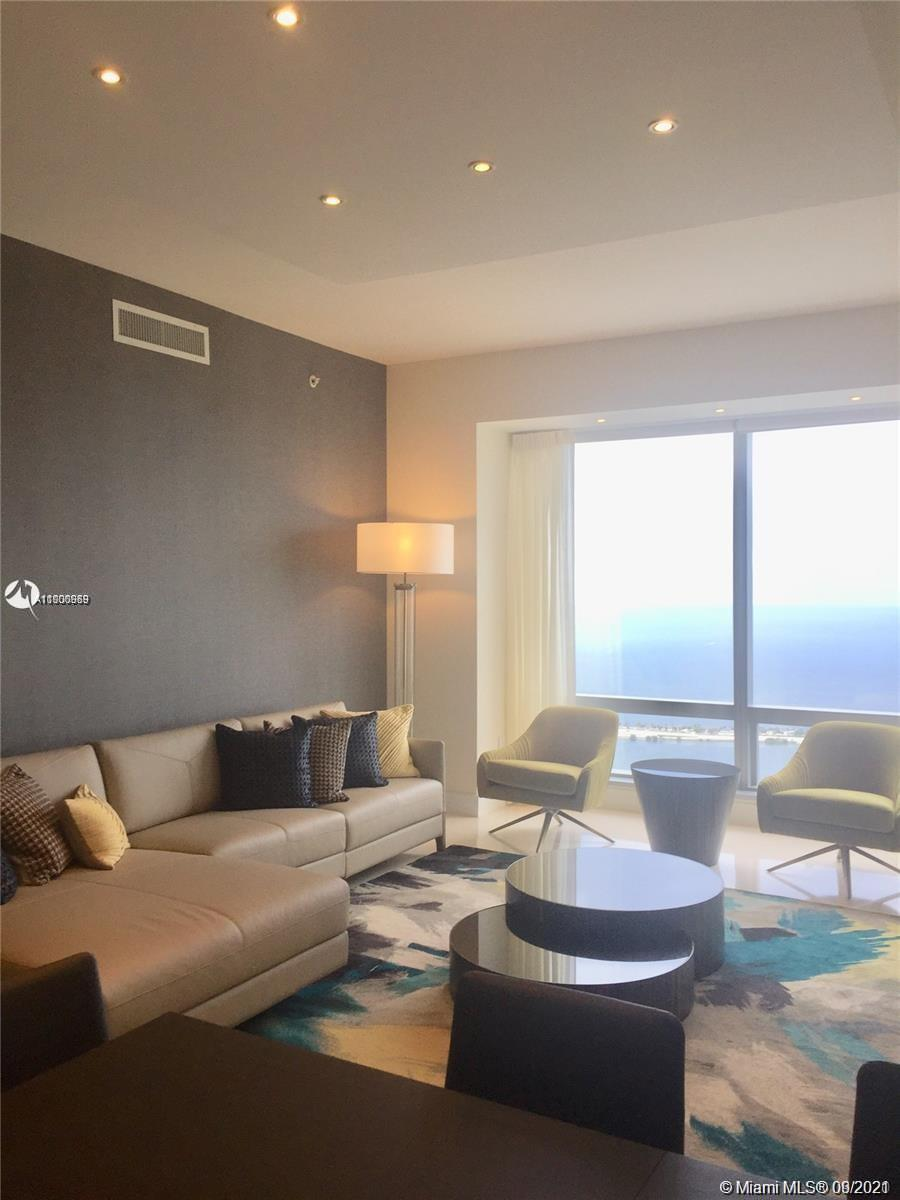 2BED 2 BATH RESIDENCES - FULLY FURNISHED & EQUIPPED . OFFERING BAY & CITY VIEWS FULL SERVICE 24/7. N